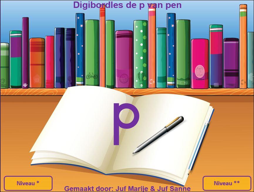 p van pen